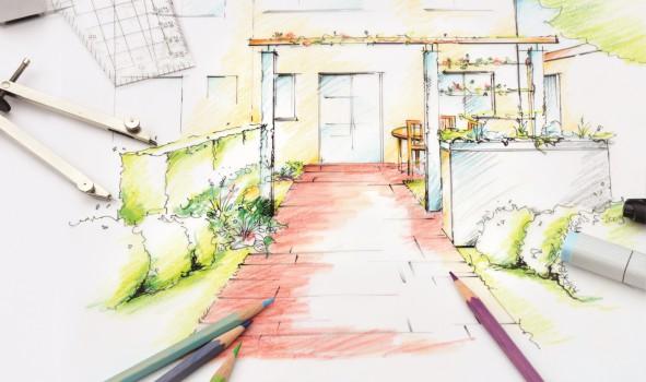 Design architecture plans