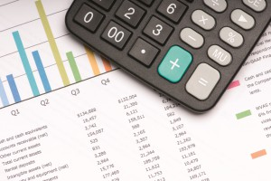Finance budget calculation