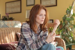 Julianne Moore as Alice. Photo by Linda Kallerus, Courtesy of Sony Pictures Classics.